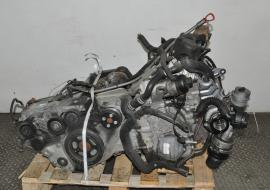 MB A180CDI 80kW 2007 Complete Motor 640.940 640940